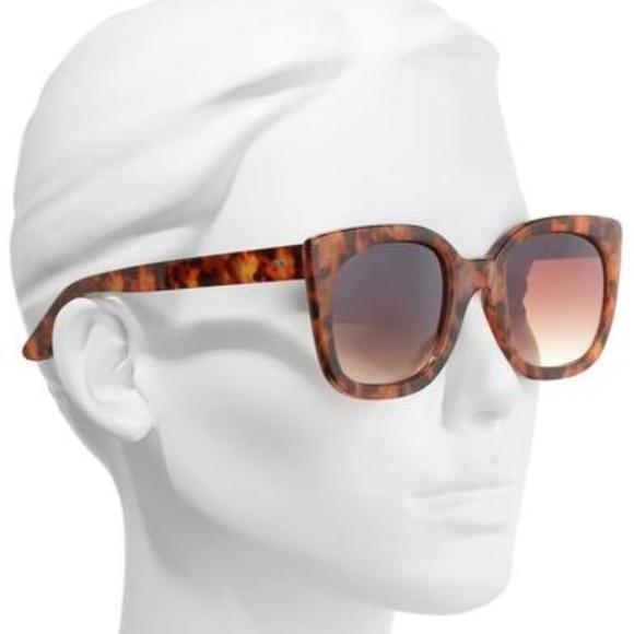 c570e8a89f3e bp Accessories | 52mm Square Cat Eye Sunglasses | Poshmark